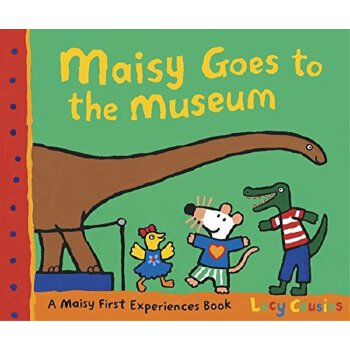 Maisy Goes to the Museum( 货号:9781406319606)