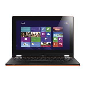【当当自营】 Lenovo联想 Yoga11S 11英寸平板笔记本电脑(i3-3229Y 2G 128G固态硬盘 核显 蓝牙 IPS广视角屏幕 Win8 )日光橙