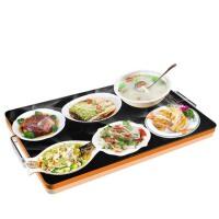 饭菜加热板热菜器 暖菜板保温垫    智能家用暖菜宝 饭菜保温板