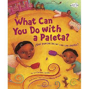 英文原版  What Can You Do with a Paleta