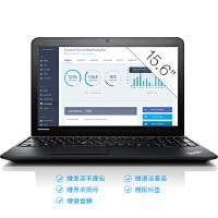 联想ThinkPad S5大屏浮游商务本(20B3A03WCD)15.6英寸笔记本电脑(i7-4510U 4G 500G+16G固态  2G独显 全高清屏 Win7HB 64位)寰宇黑