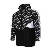 Adidas阿迪达斯 2017夏季新款男子三叶草运动休闲夹克外套 BR9497