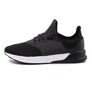 Adidas阿迪达斯 2017夏季新款男子黑武士运动休闲轻便透气跑步鞋 AF6420/BA8166