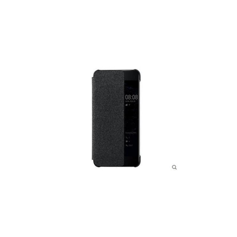 华为原装正品 p10智能视窗手机壳p10 plus手机套皮套翻盖式保护套