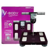 欧姆龙电子秤体脂秤HBF-371脂肪测量仪体重秤
