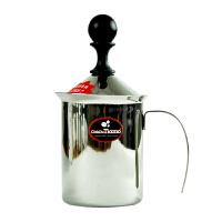 Tiamo原装1528双层不锈钢打奶器 牛奶打奶泡器 手动起泡器 200ml