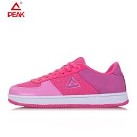 Peak/匹克 低帮耐磨情侣款女板鞋透气运动鞋R52328B