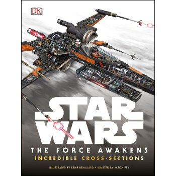 Star Wars The Force Awakens ? Incredible Cross Sections