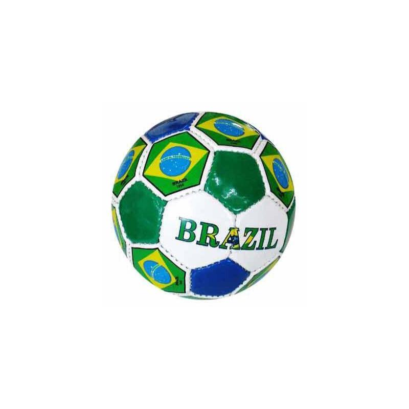 pvc足球2号儿童足球(巴西国旗图案)