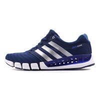 Adidas阿迪达斯 2017夏季新款男子清风透气休闲运动跑步鞋 BB1842/BB6474
