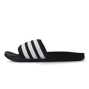 Adidas阿迪达斯 2017夏季新款男子运动游泳拖鞋沙滩凉拖鞋 AQ4935