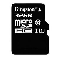 【包邮+送4合1读卡器】金士顿 32g 内存卡 C10高速TF卡class10 手机内存卡32GTF 32G Class10行车记录仪sd存储卡  TF 32G (Micro SD)存储卡手机内存卡包邮