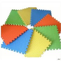 斯尔福EVA泡沫地垫 婴儿爬行垫 加厚环保大号儿童地垫60*2.5CM 加厚环保双面使用配边条颜色鲜艳