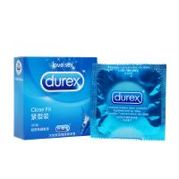 杜蕾斯 紧型装避孕套超薄男用小号安全套情趣用品套套 3只装