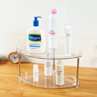 日本爱尚佳品转角收纳架浴室厨房置物架环保收纳盒塑料D3010