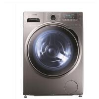 三星(SAMSUNG)WW90H7410EX/SC 9公斤智能滚筒洗衣机钛晶灰
