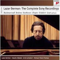 [现货]拉扎尔 伯尔曼在索尼的录音全集 6CD