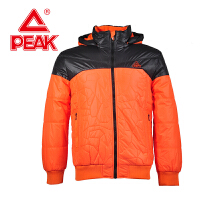 Peak/匹克 冬季新品男款 保暖舒适耐穿撞色运动棉服 F524057