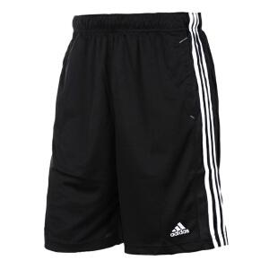 Adidas阿迪达斯 2017夏季新款男子运动训练透气短裤 F86297