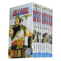 境界/死神漫画书1-10卷套装 (共10册) 久保带人 著