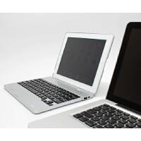 ipad2 3 4无线蓝牙键盘 保护套壳 翻盖式可充电 支架