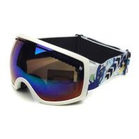 双层防雾滑雪镜   大视野滑雪眼镜  雪地护目镜 可卡近视送镜盒