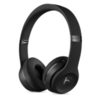 [当当自营] Beats Solo3 Wireless 头戴式耳机 黑色 MP582PA/A