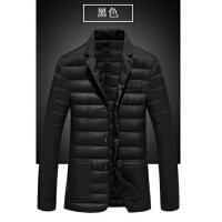 战地吉普男士羽绒服 冬季新款轻薄羽绒服保暖外套
