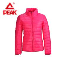 Peak/匹克 女款 轻薄保暖防风时尚休闲运动棉衣F554018