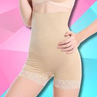 女士无缝高腰收腹裤无痕塑身收胃产后收腹平角内裤束身女士塑身裤