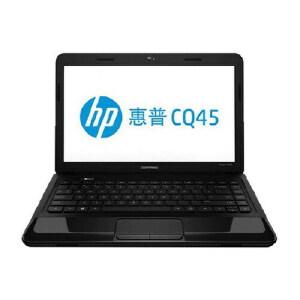 【当当自营】 HP惠普 CQ45-M03TX 14寸笔记本电脑 (i3-2348 4G 500G HD7450 1G独显 DOS 黑色)