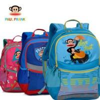 大嘴猴小学生1-3年级书包儿童减负护脊休闲双肩包PKY2068
