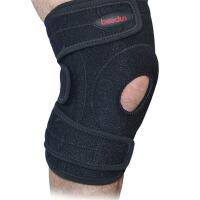 骑行运动护膝 运动弹簧篮球羽毛球护膝  透气护膝