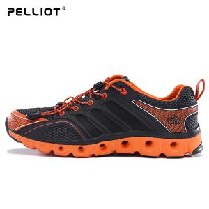 【满299减200】法国PELLIOT户外溯溪鞋 男女防滑透气涉水鞋耐磨速干徒步鞋