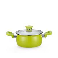 搪瓷锅  高温炫彩珐琅奶锅   电磁炉通用 小汤锅