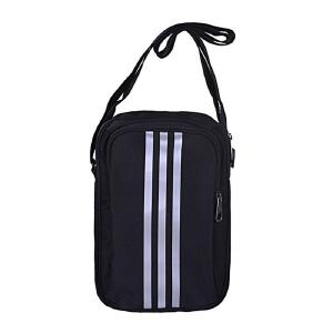 Adidas阿迪达斯男包女包 2017夏季新款运动休闲单肩包 S02196