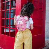 儿童书包 米奇双肩包 公主带钻单肩包 女孩时尚斜跨书包