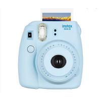 【可礼品卡支付+包邮】Fujifilm/富士 instax mini8一次成像相机蓝色 拍立得胶片 趣奇相机