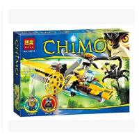 气功传奇博乐全套10074-10077蝎斯狂的毒刺战车拼装积木玩具