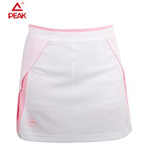 Peak/匹克 女子网羽系列网球裙透气靓丽短裙F831012