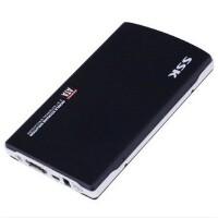 飚王SH-E037 黑鹰USB2.0硬盘盒 2.5寸 sata硬盘 支持1T