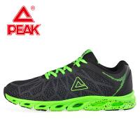 匹克飞织旅游鞋新款冬季耐磨运动鞋支撑减震跑步鞋舒适时尚男鞋DH640401
