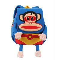 大嘴猴幼儿园书包3-6周岁男童背包儿童书包女童双肩包PKY2112