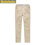 巴拉巴拉 balabala 女童时尚休闲长裤 春装新款 童装