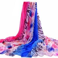 秋季女士围巾 春秋大沙滩巾纺纱巾  冬季女丝巾围巾