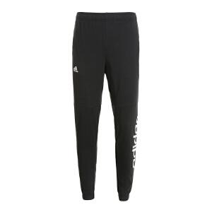 Adidas阿迪达斯 2017夏季新款男子运动休闲小脚长裤 BQ9101