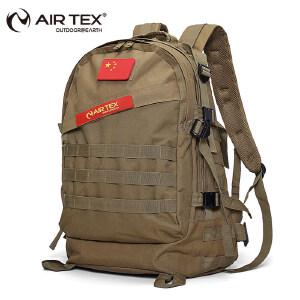 AIRTEX/亚特 牛津防水抗撕加固带 军迷彩登山双肩包 英国时尚户外