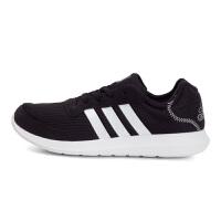 Adidas阿迪达斯男鞋 2017夏季新款element refresh m运动轻便透气跑步鞋  S82197