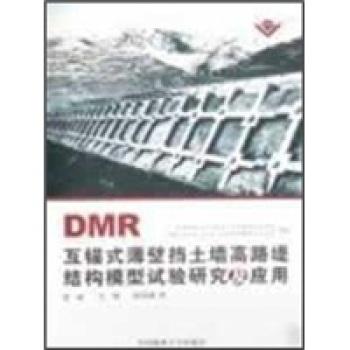 《dmr互锚式薄壁挡土墙高路堤结构模型试验研究及