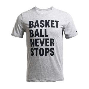 NIKE耐克 男子篮球系列运动短袖T恤 778493-063-011 现